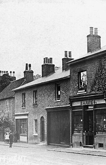 Barnes West Wickham