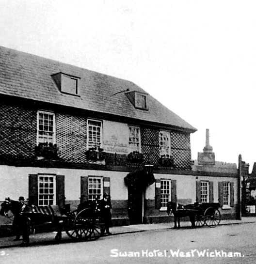 The Swan Hotel, West Wickham