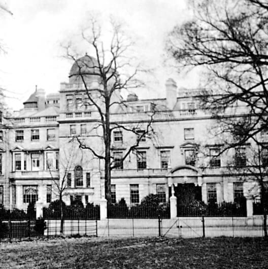West Wickham Mansions