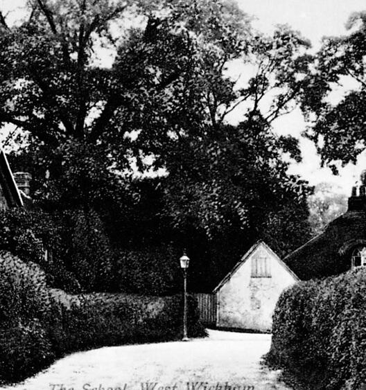 Corkscrew Hill West Wickham