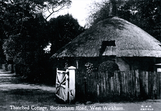 Thatched Cottage Road